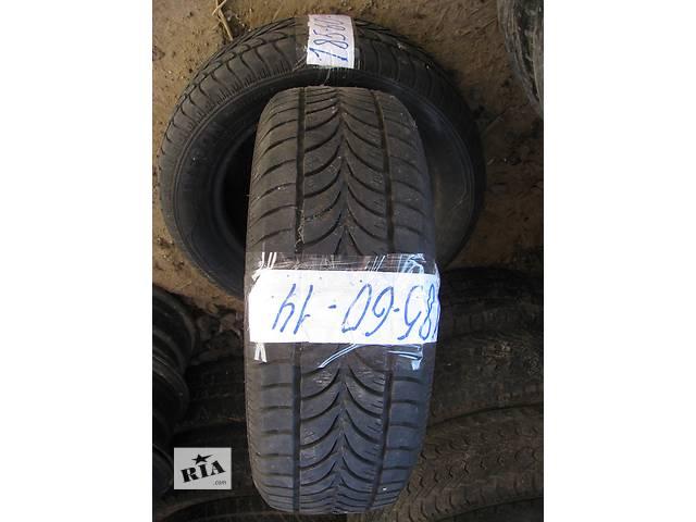 бу Б/у шины для легкового авто 185/60/14 , ПРОТЕКТОР 5.7 ММ в Яворове (Львовской обл.)