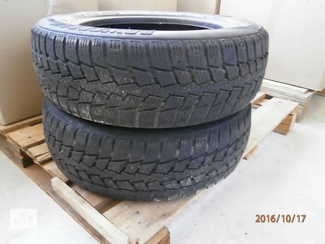 бу Б/у шины для легкового авто 195/60R16C в Киеве