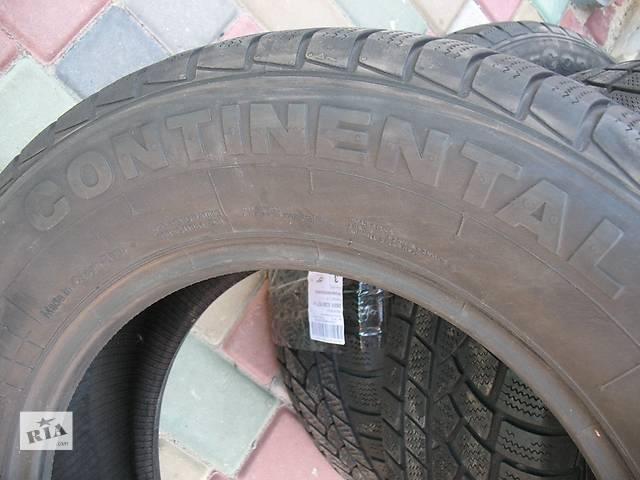 купить бу Б/у шины для легкового авто в Нововолынске