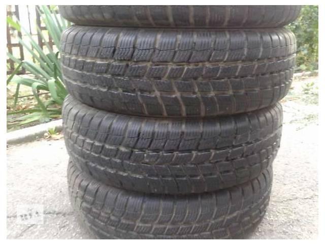 бу Б/у шины для легкового авто в Токмаке