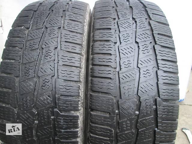 Б/у шины R16C 205/65 Michelin- объявление о продаже  в Львове