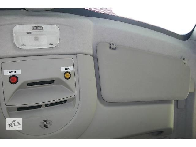 Б/у солнцезащитный козырек для легкового авто Fiat Scudo Скудо с 2007г.- объявление о продаже  в Ровно