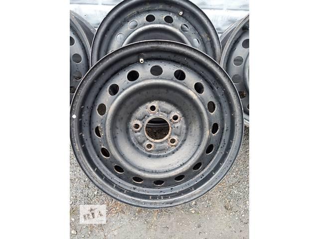 бу Б/у стальные диск для легкового авто Mitsubishi Lancer X в Харькове