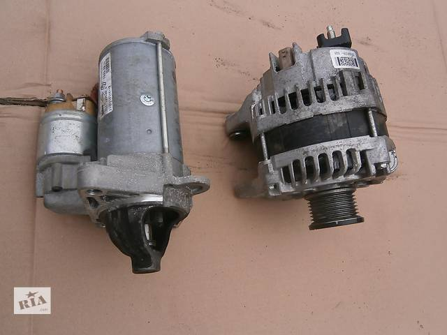 купить бу Б/у стартер/бендикс/щетки для грузовика Renault Master 2011 г.в в Ковеле