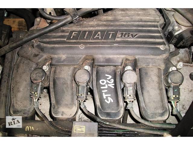 бу Б/у стартер/бендикс/щетки для легкового авто Fiat Stilo Фиат Стило 1,9 JTD 2003 в Рожище