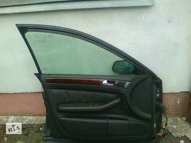 Б/у стекло двери для легкового авто Audi A6 C5 - объявление о продаже  в Ковеле
