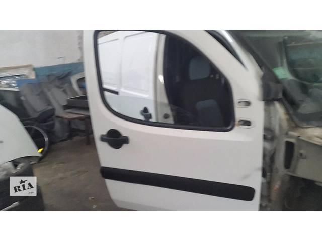 купить бу Б/у стекло двери для легкового авто Fiat Doblo в Луцке