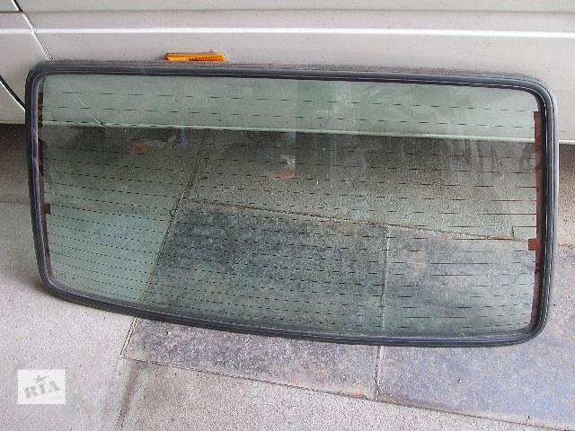 бу Б/у стекло двери для легкового авто Skoda Felicia в Хусте