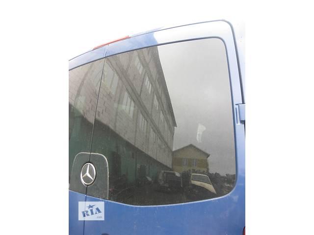 продам Б/у стекло двери Mercedes Sprinter 2006- бу в Ровно