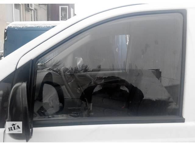 Б/у стекло двери передней Mercedes Vito (Viano) Мерседес Вито (Виано ) V639 (109, 111, 115, 120)- объявление о продаже  в Ровно
