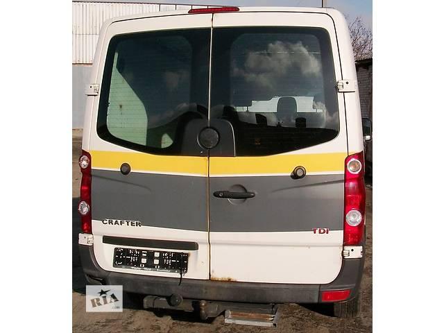 купить бу Б/у Стекло двери треугольник для Volkswagen Crafter Фольксваген Крафтер 2.5 TDI 2006-2010 в Рожище
