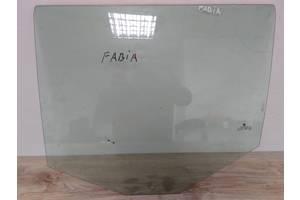 б/у Стекла двери Skoda Fabia
