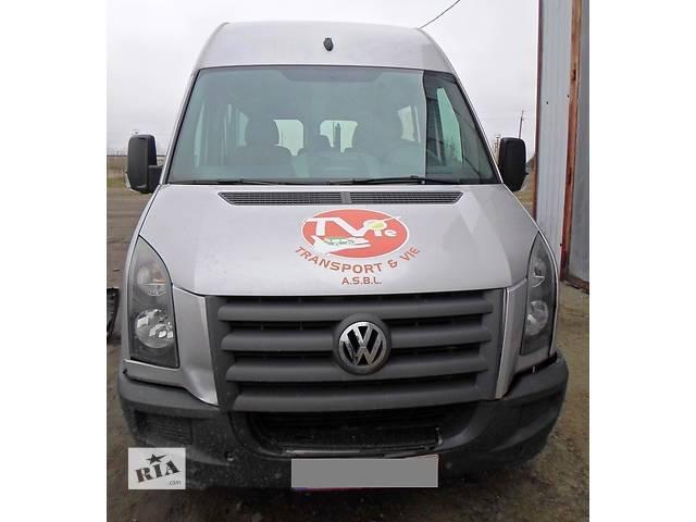продам Б/у Стекло лобовое c датчиком дождя Volkswagen Crafter Фольксваген Крафтер 2.5 TDI 2006-2010 бу в Луцке