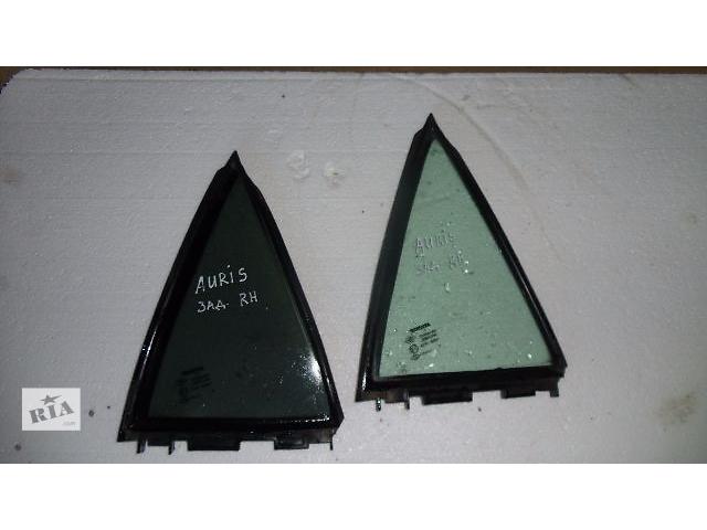 продам Б/у стекло в кузов правое для легкового авто Toyota Auris 2007 бу в Коломые