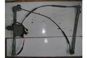 Б/у стеклоподъемник эл. передн. п Seat Ibiza II 3дв 1993-1999, 6K3837402B -арт№13299-