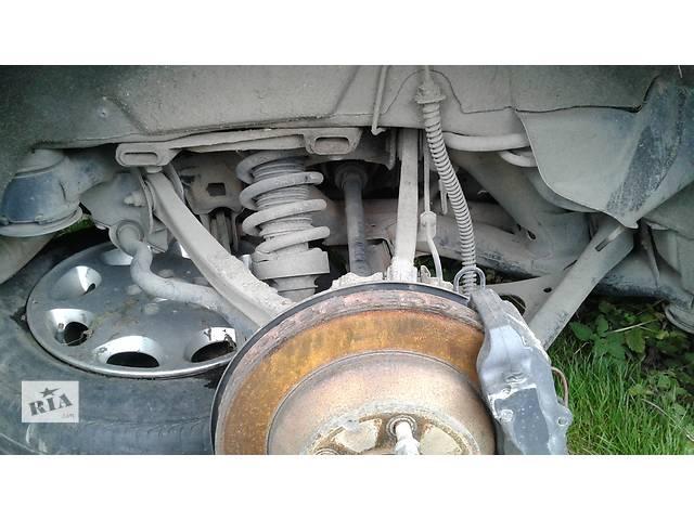 продам Б/у ступица задняя/передняя для кроссовера Audi Q7 бу в Львове