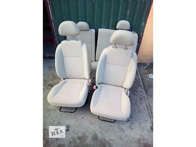 Б/у сиденье для легкового авто Chevrolet Aveo 3- объявление о продаже  в Луцке