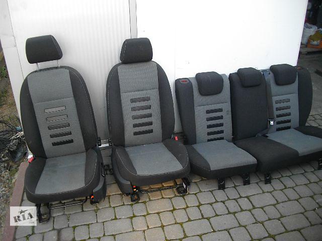купить бу Б/у сиденье для легкового авто Ford Focus 2010 в Львове