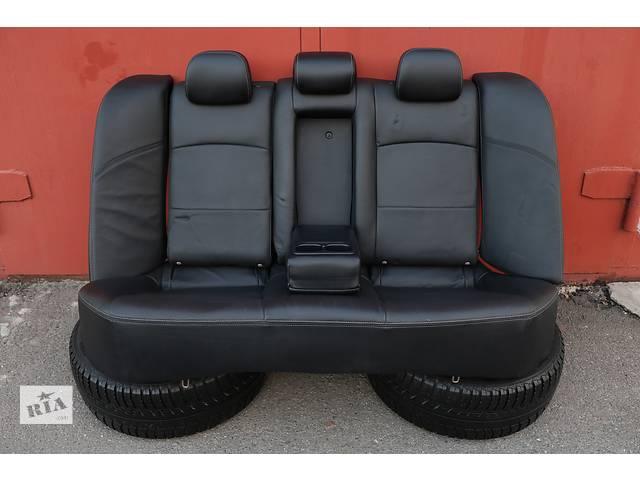 бу Б/у сиденье для легкового авто Mitsubishi Lancer X в Киеве
