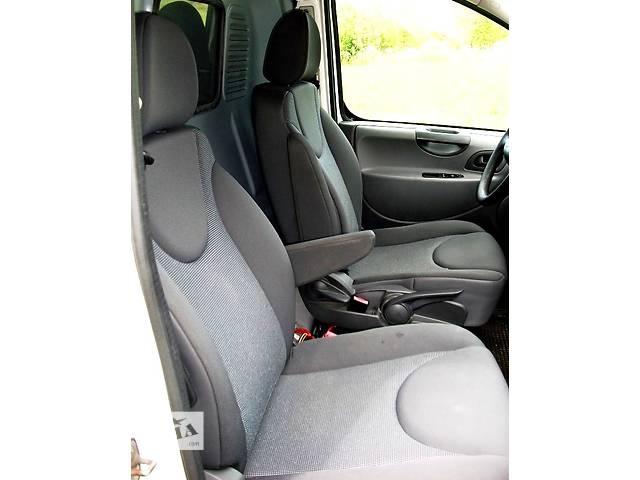 бу Б/у сиденье для минивена Fiat Scudo Фиат Фиат Скудо с 2007г. в Ровно