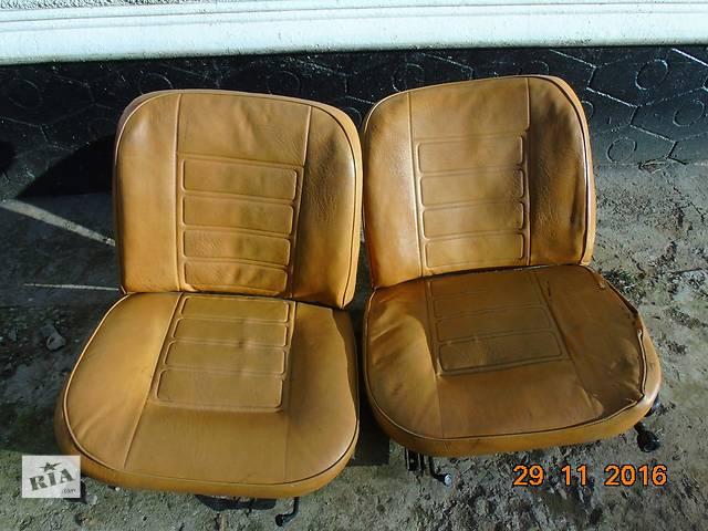 купить бу Б/у сиденье для седана ВАЗ 2101 в Сторожинце