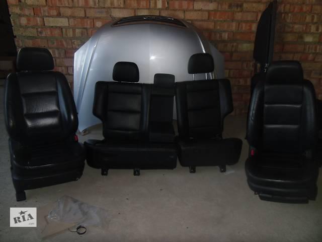 продам Б/у сиденье  комплект для легкового авто Kia Sorento2008 бу в Коломые