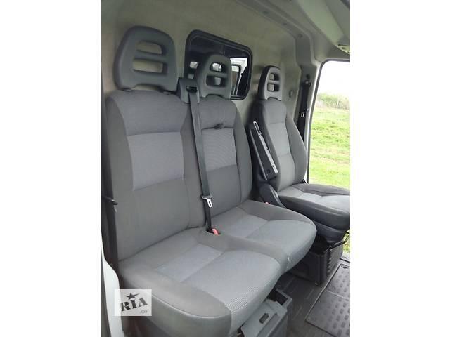 бу Б/у сиденье вод./ пасс. для автобуса Peugeot Boxer (3) Боксер Джампер Дукато с 2006г. в Ровно