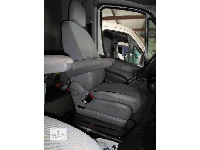 """Б/у Сиденье водителя """"пилот"""", пасс.. Автобусы Volkswagen Crafter 2,5 TDI Грузовой 2009- объявление о продаже  в Рожище"""