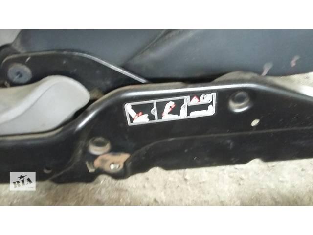 бу Б/у Сидіння Сиденье водія пасажира диван Renault Рено Кенго Канго 2 1,5 DCI в Луцке