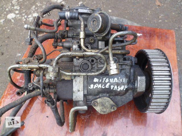 продам Б/у топливный насос высокого давления/трубки/шест для легкового авто Mitsubishi Space Wagon 1991 бу в Черновцах