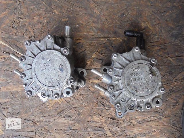 продам Б/у топливный насос высокого давления/трубки/шест для легкового авто Skoda Octavia 2011 бу в Львове