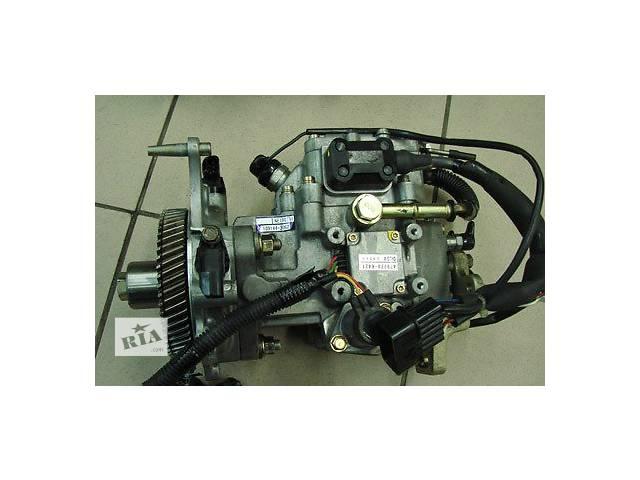 бу Б/у топливний насос високого тиску/трубки/шестерн для легкового авто Nissan Patrol 2.8 d в Ужгороде