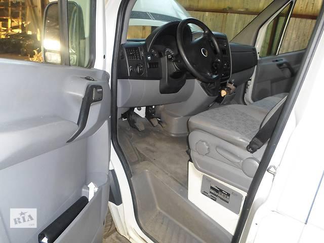 Б/у Тормозная система Педаль тормоза Volkswagen Crafter Фольксваген Крафтер 2.5 TDI- объявление о продаже  в Луцке