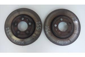 Б/у тормозной диск для Skoda Fabia 2001-2007