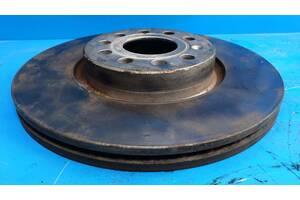 Б/у тормозной диск для Volkswagen Touran 2003-2015 D312mm ПЕРЕДНИЙ