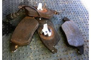 Б/у тормозные колодки ПЕРЕДНИЕ комплект/накладки для Volkswagen Golf II 1987-1992
