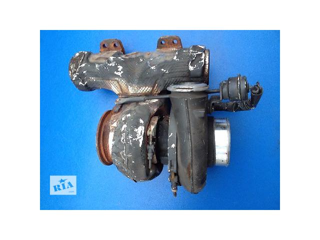 купить бу Б/у турбокомпрессор  Daf CF85/XF105 на двигатель MX300/MX340 BorgWarner в Луцке