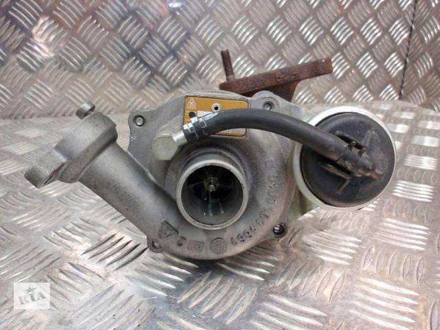 Б/у турбина для легкового авто Alfa Romeo 156- объявление о продаже  в Львове