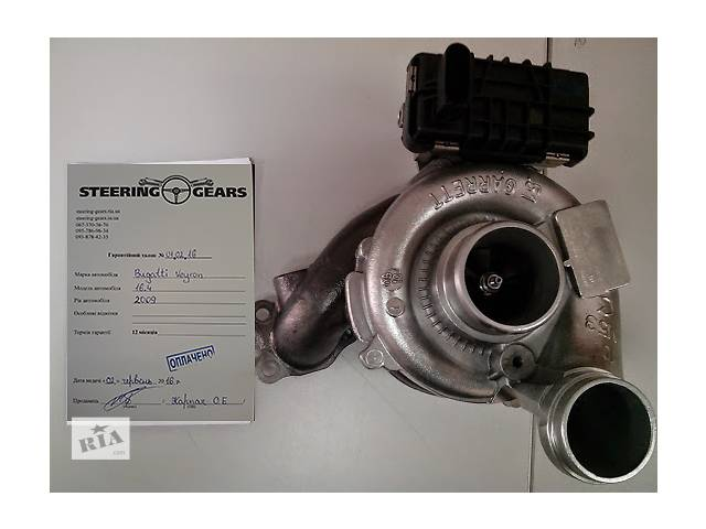 продам Б/у турбина для легкового авто BMW X3 бу в Львове