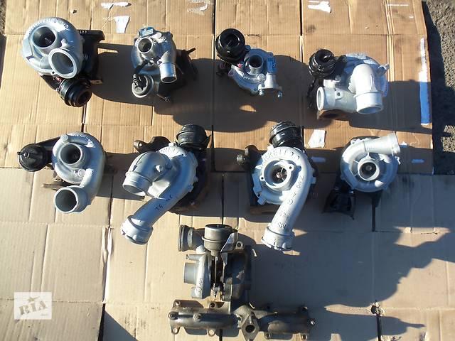 продам Б/у турбина для легкового авто Ford Focus 1.6 HDI бу в Ковеле