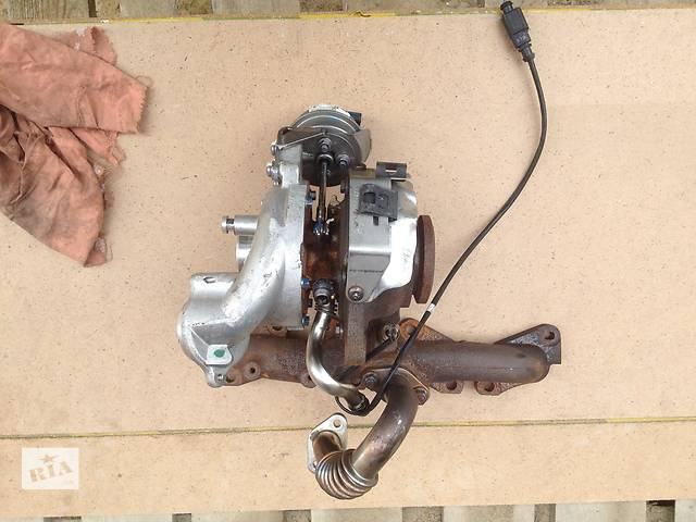 продам Б/у турбина для легкового авто Volkswagen Caddy2010г   2,0 бу в Ковеле