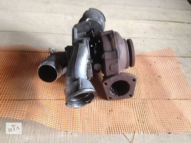 продам Б/у турбина для легкового авто Volkswagen T5 (Transporter) 2.5 AXD 2005г бу в Ковеле