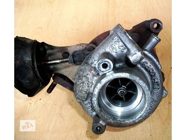 купить бу  Б/у турбина турбіна 2,0/1,6 Fiat Scudo Фиат Фіат Скудо (3) с 2007г. в Ровно