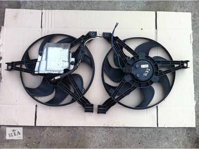 бу Б/у вентилятор осн радіатора для легкового авто Opel Sintra в Виннице