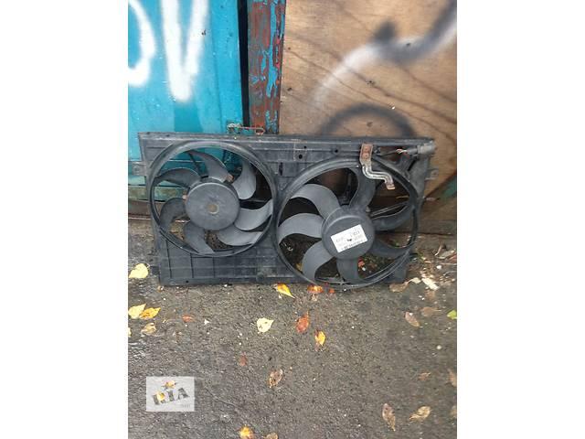 бу Б/у вентилятор осн радіатора для легкового авто Volkswagen Caddy в Луцке