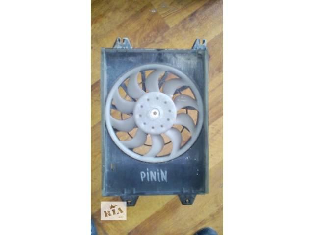 Б/у вентилятор осн радиатора 168000-3340 Mitsubishi Pajero Pinin- объявление о продаже  в Львове