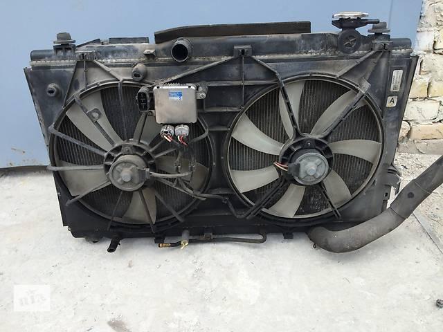 купить бу Б/у вентилятор осн радиатора для легкового авто Toyota Camry в Авдеевке (Донецкой обл.)