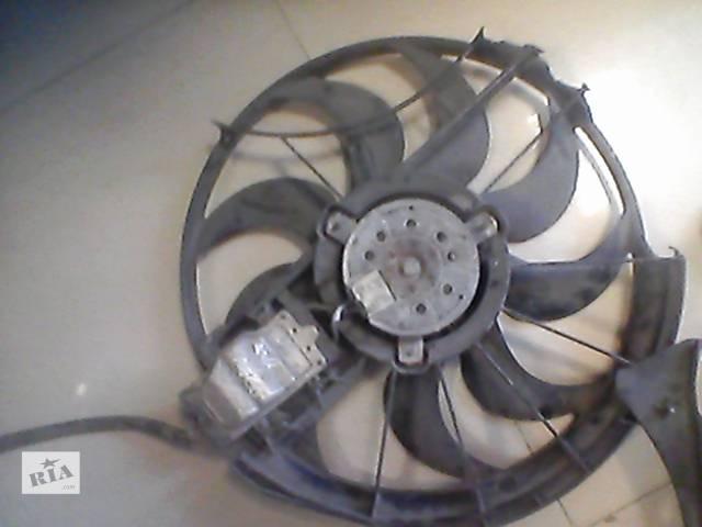 Б/у вентилятор осн радиатора для седана Audi A6- объявление о продаже  в Ивано-Франковске