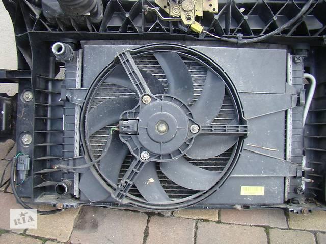 бу Б/у вентилятор осн радиатора  Ford Fiesta в Киеве
