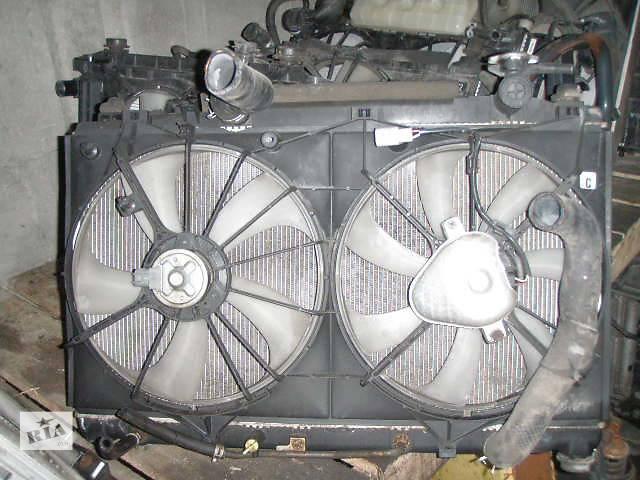 Б/у вентилятор осн радиатора Mitsubishi Lancer X- объявление о продаже  в Киеве